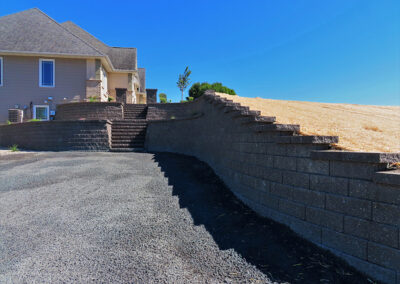 Waseca Retaining Wall